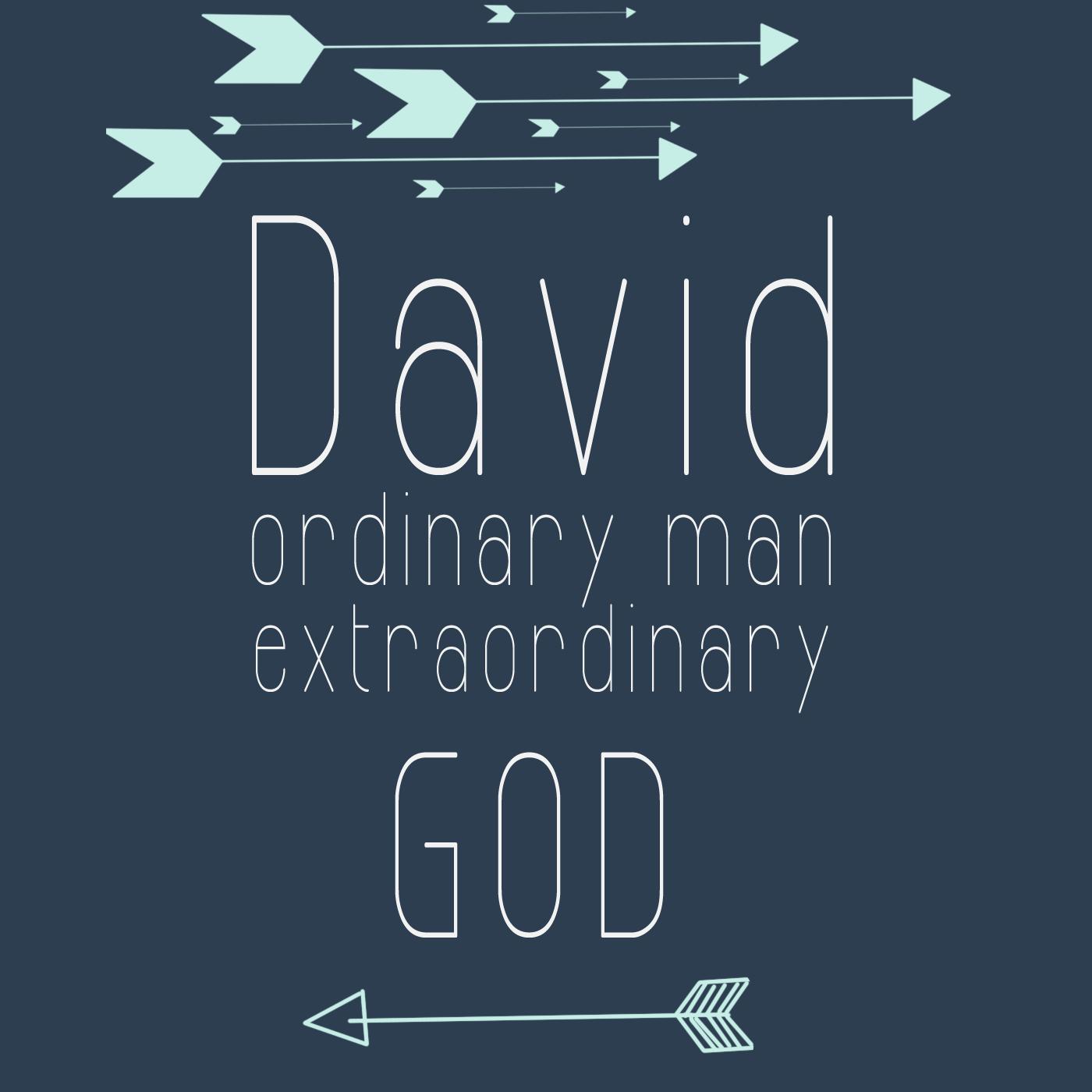 David Album Cover